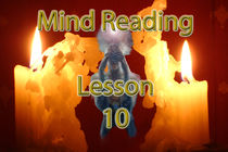 Mind Reading Lesson 10 (PDF and JPG Downloads)