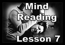 Mind Reading Lesson 7 (MR7) - PDF Download