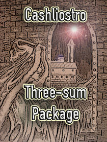 Cashliostro Three-sum Package (Downloads)