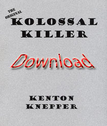 Kolossal Killer (Original) PDF