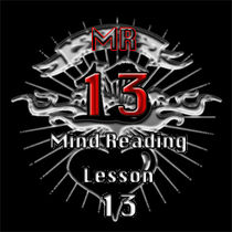 Mind Reading Lesson 13 (Audio & PDF Downloads)