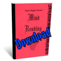 Mind Reading Book Download