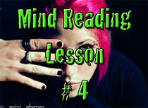 Mind Reading Lesson 4 - Download PDF