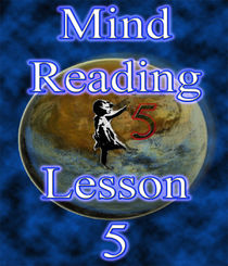 Mind Reading Lesson 5 - Download PDF