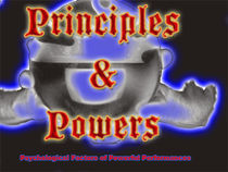 Principles and Powers Volume One (downloads)