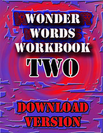 Wonder Words Workbook Two