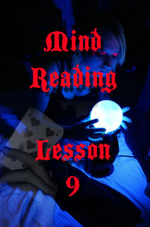 Mind Reading Lesson 9  - PDF Download