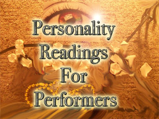 Personality Readings For Performers (PDF Download)